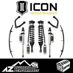 ICON Stage 6 Suspension System w Tubular UCA for 07-18 Toyota Tundra
