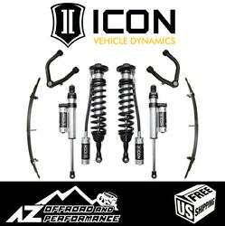 ICON Stage 5 Suspension System w Tubular UCA for 07-18 Toyota Tundra