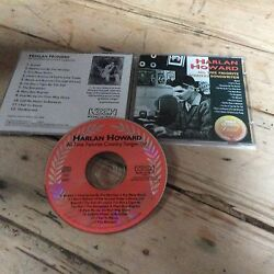 Harlan Howard-all Time Favorite Country Songwriter 1996 Cd