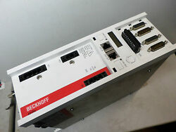 Beckhoff -- Ax52 Twin Axis Servo-drive -- Ax5203-0000 -- 2 X 3 Amps Out Ethercat