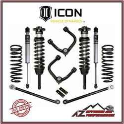Icon 0-3.5 Stage 3 Suspension System Tubular For 10-21 Toyota 4runner