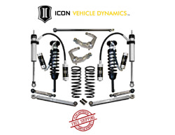 ICON Stage 6 Suspension System for 2007-2009 Toyota FJ Cruiser