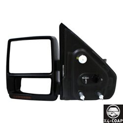 Fo1320369 For Ford F-150 Textured Vaq2 Black Front,left Driver Side Door Mirror