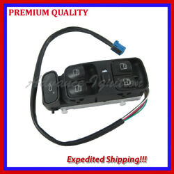 Power Window Switch Console For Mercedes W203 C-class C320 A2038210679 Ws515