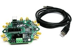 Silicon Labs Si5315-evb Evaluation Board 8khz-644.53mhz - New