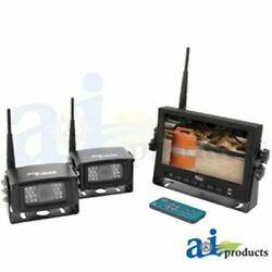 Wl56m2c Cabcam Wireless Video System 7 Monitor And 2 Wirelss Infrared Cameras