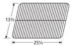 Porcelain Steel Wire Cooking Grid For Charbroil And Kenmore Gas Grills Mcm 51051