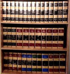 Martindale-hubbell Law Digest And Directory Office Library Decor/staging 54v Xlhc