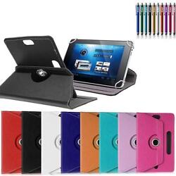 Universal Pu Leather Stand Box Case Cover For Android Asus Tablet 10 10.1 Inch