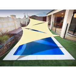 Alion Homeandcopy Waterproof Shade Sail - Terylene Polyester In Many Sizes And Colors