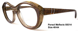 RARE  NEW REAL VINTAGE PERSOL MEFLECTO   58314 Made in the Italy RATTI  factory