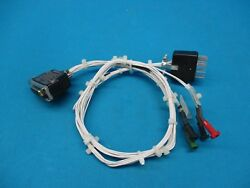 Terra Txn-960 Nav Comm 14v Test Set Adapter Connector Harness Cable 17681