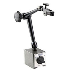 Noga Dg1033 Magnetic Base 176 Lb. Holding Power 4 Arm Dial And Test Indicator