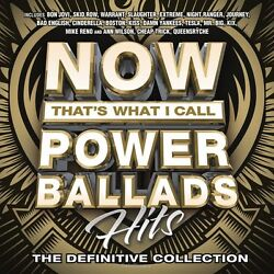 Now That#x27;s What I Call Power Ballads: Hits by Various Artists CD Feb 2016 NEW