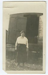 Antique Depression Era Boxcar Blues House Sign Of Times Old Artistic Rural Photo