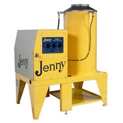 Steam Jenny Gas Fired 2000 PSI at 4 GPM Pressure Washer Steam Cleaner 2040-C-GES