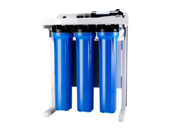 COMMERCIAL Grade Reverse Osmosis Water Filter System 800 GPD+ l Booster Pump
