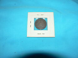1865 Shield 2 Two Cent Copper Antique Vintage Coin Xf+ Penny Shield