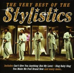 The Stylistics Very Best of New CD