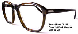 RARE  NEW REAL VINTAGE PERSOL RATTI 09141 Color 94 Dark Havana