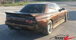 R32 Gtr Skyline Jdm Version Select Style Trunk Wing Spoiler 4dr Usa Canada Frp