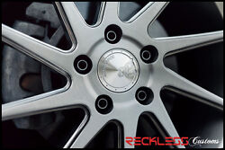 20 Avant Garde Ag M621 Silver Concave Wheels Rims Fits Ford Mustang Gt