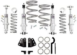 Viking® Voyager Front/rear Coil-overs- 1979-93 Mustang 87-93 Orig W/4 Cyl Sb
