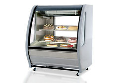 New 40 Refrigerated Bakery Display Nsf Deli Case Torrey Pro-kold Ddc-40-ss 4930