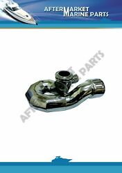 Stainless Steel Exhaust Elbow Replacing 805265a1 Qsd 2.8 4.2 / Dsd 2.8 4.2 Inox