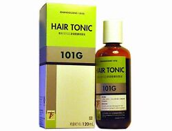 2 Bottles Of Zhangguang 101g Hair Tonic For Stopping Hair Loss And Help Re-growth