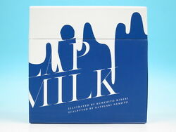 [FROM JAPAN]Native Creator's Collection CAT LAP MILK  Limited ver. Figure Na...