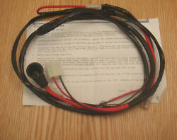 1957 1958 1959 Chevy Truck Alternator Conversion Wire Harness Usa Made