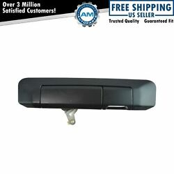 Tailgate Handle With Rear View Camera Provision Black for Tacoma Truck New $17.14