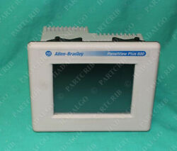 Allen Bradley 2711p-t6c3a Panelview Plus 600 Ser. B New Screen And Touchpad