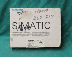 Siemens 6es5312-3ab12 Simatic S5 Interface Module Card With Cable New