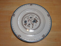 Royal Doulton England Old Colony Tc1006 Set Of 1 Ea Dinner Plate And Salad Plate