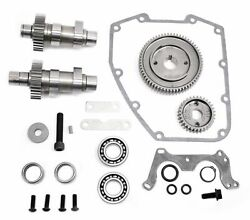 Sands 583g .583 Lift Gear Drive Cams + Install Kit Camshafts Harley 88 Twin Cam 95