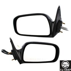 For Toyota Camry Driver And Passenger Pair Set Door Mirror New