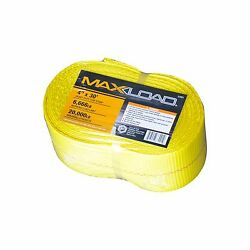 Max Load 30 Ft X 4 In Heavy Duty Tow Strap Towing Trucks Rv Motorhomes