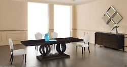 Dining Table - Modern Dining Room Table - Birch Wood - Camilla Dining Table