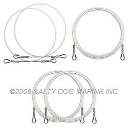 Solcat 18 Wire Rigging Set White New - Save 10 361801
