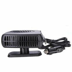 Heater Cooler Fan 2 in 1 Auto Car Dryer Portable Defroster Demister Hot Cold