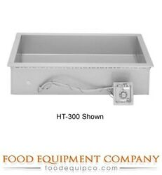 Wells HT-500 Bain Marie Style Heated Tank built-in electric opening 67 34