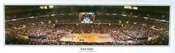 Cleveland Cavaliers First Night At Quicken Loans Arena Panoramic Poster Print