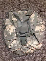 Acu Molle Ii Canteen Cover / Utility Pouch Usgi Military Surplus 2 Each