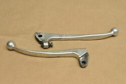 Vintage Yamaha 1976 Xs360 C Left Clutch And Right Brake Lever