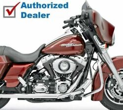 Bassani Chrome True Duals Crossover Exhaust Headers Pipes 95-08 Harley Touring