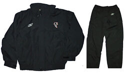 Jacket And Pants - Nfl Coach/staff Game Issue Waterproof Rain/wind Suit Falcons