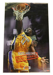 2003 Starline Karl Malone Poster 3222 22.25 X 34.5 Los Angeles Lakers