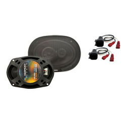 Fits Lincoln Town Car 2003-2011 Rear Deck Replacement Harmony Ha-r69 Speakers